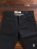 """Sumi Ink Coated"" 12oz Selvedge Denim - Super Skinny Guy Fit"