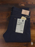 "JBO-640 ""Twisted Weft"" 14.8oz Selvedge Denim - High Tapered Fit"
