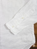 Linen Oxford in White