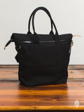 Roll Play Tote in Black