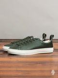 Bull Terrier Low Top Sneaker in Green