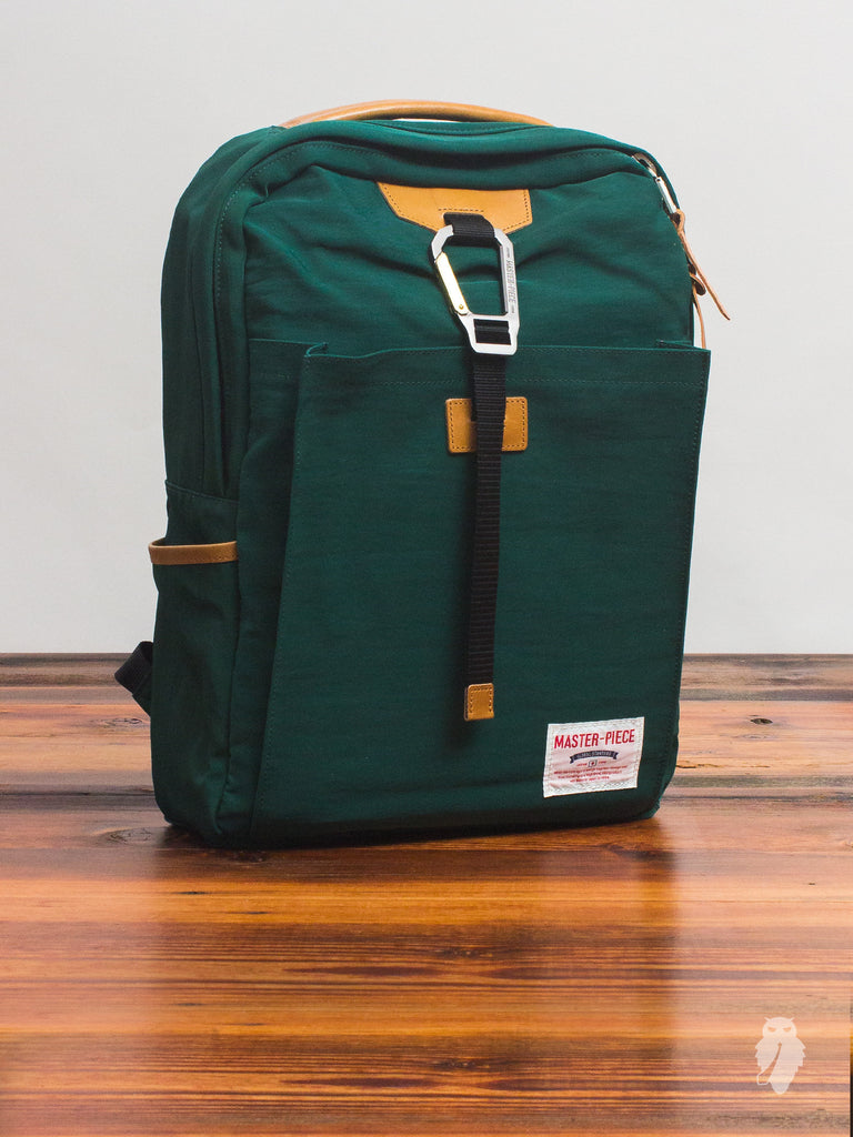 Link Backpack in Green
