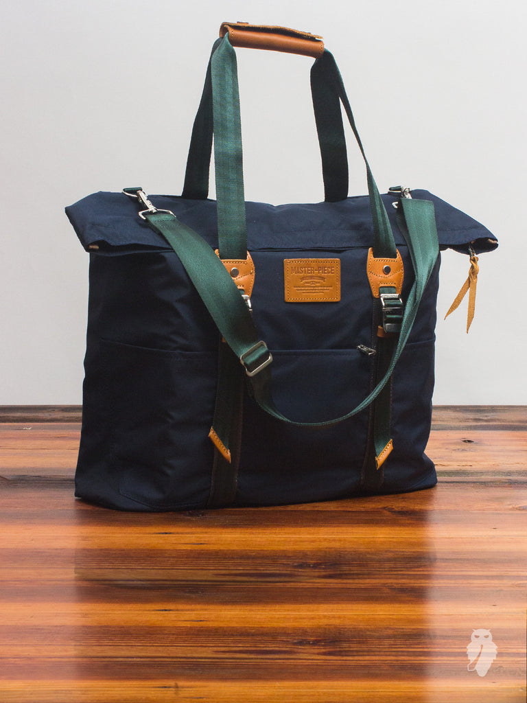 Milly Tote in Navy