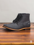 """Dainite Trench Boot"" in Matte Black"
