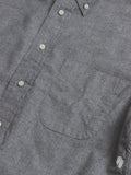 Solid Brushed Flannel in Ash Grey