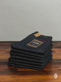 """Charcoal Selvedge"" 12.5oz Selvedge Denim - Weird Guy Fit"