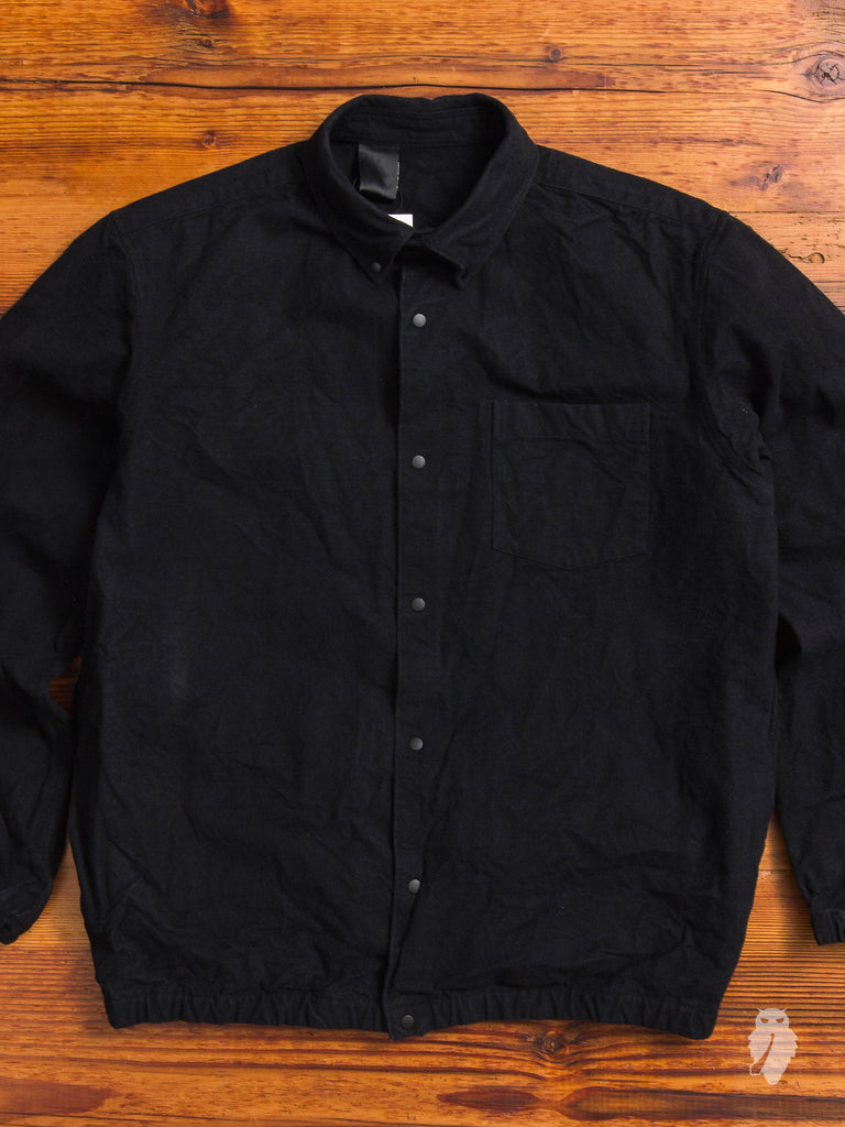 Coaches Jacket in Black