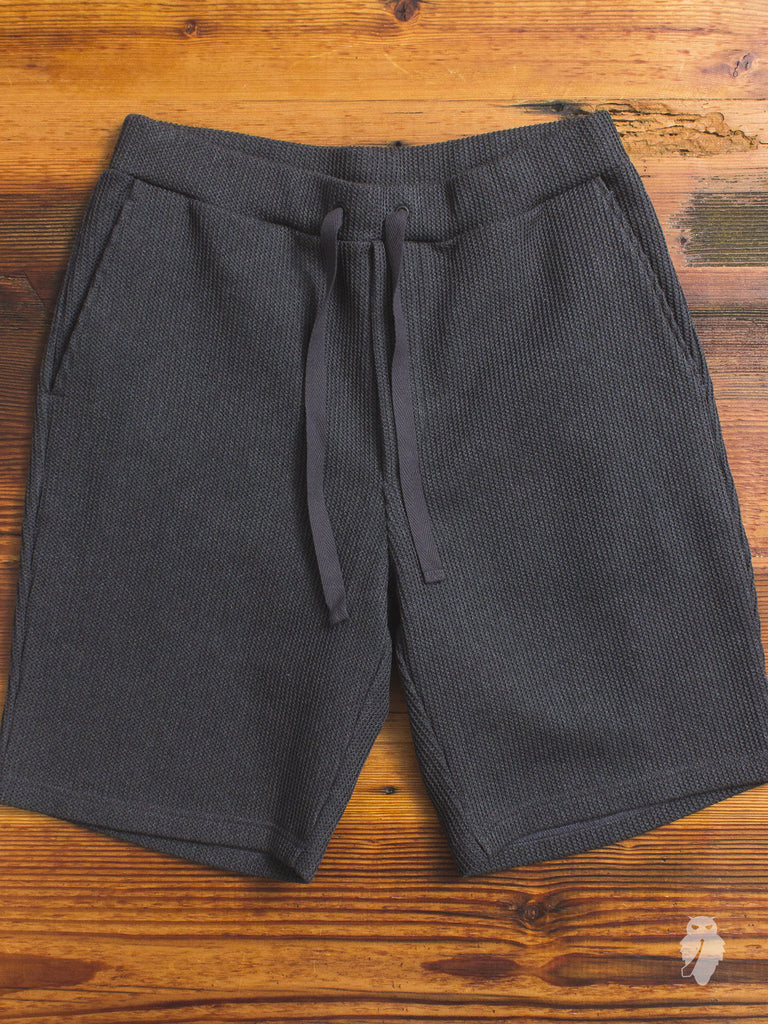 """Vallis"" Easy Shorts in Grey"