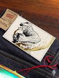 "Street Fighter II ""Sonic Boom Selvedge"" 12.5oz Selvedge Denim - Weird Guy Fit"