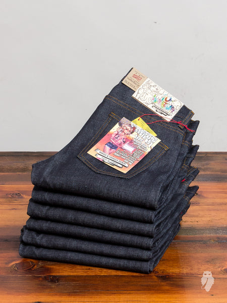"""10th Anniversary Selvedge"" 14oz Selvedge Denim - Super Skinny Guy Fit"