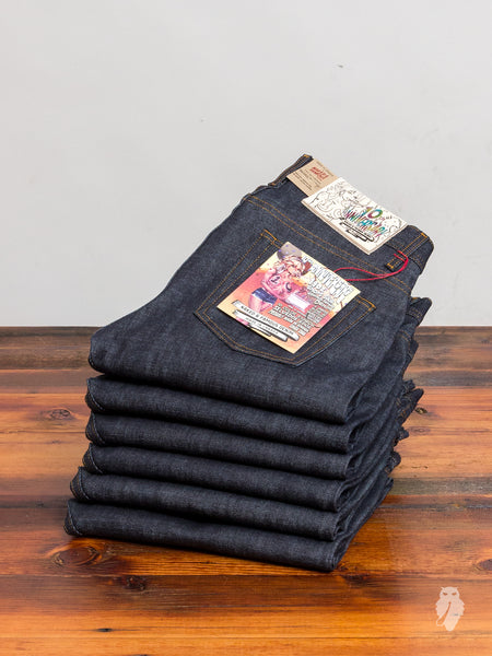 """10th Anniversary Selvedge"" 14oz Selvedge Denim - Weird Guy Fit"