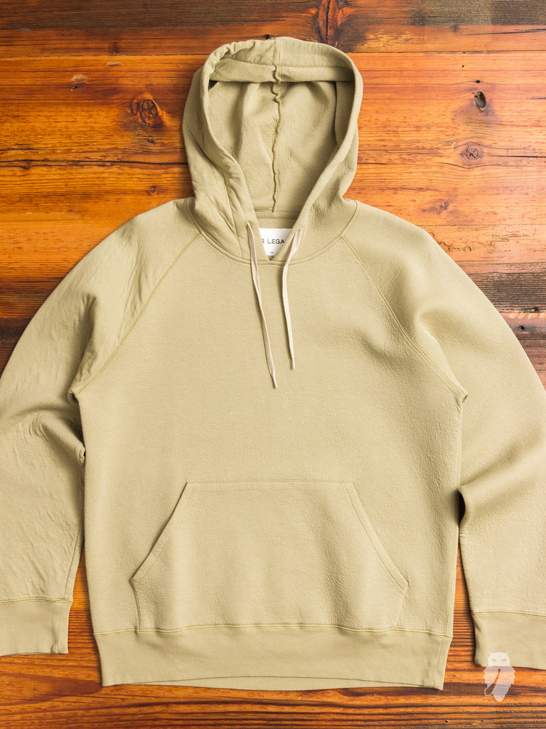 Scuba Pullover Hoodie in Sand
