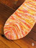 Melange 3/4 Length Sock in Sunburst