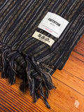 Kameda-Jima Scarf in Black