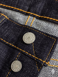 0605-16 16oz Slub Selvedge Denim - Natural Tapered Fit
