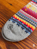 Shasta Sock in Grey