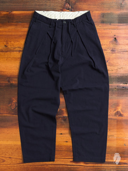 Hakama Pants in Navy