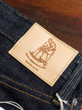XX-22oz-013 22oz Unsanforized Selvedge Denim - Slim Tapered Fit