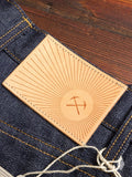 "CT-100xk ""Kibata"" 14.5oz Unsanforized Selvedge Denim - Classic Tapered Fit"