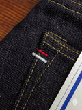 "RCT1 ""Red Cast"" 16oz Unsanforized Selvedge Denim - Tapered Fit"