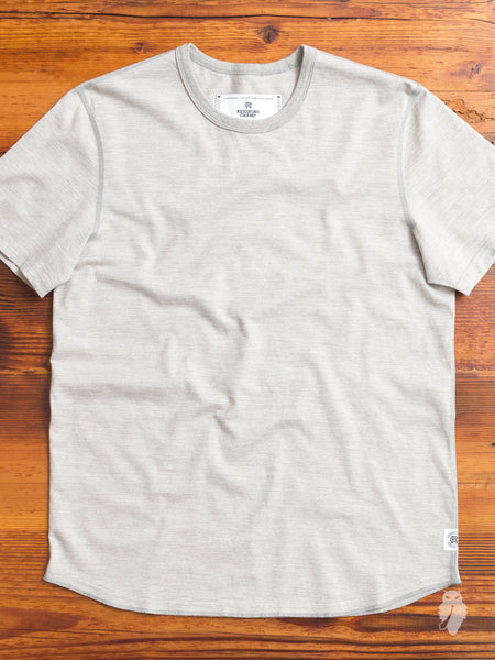 Tiger Jersey T-Shirt in Grey