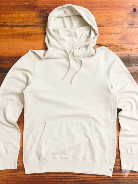 Lightweight Terry Pullover Hoodie in Dust