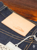 SL-100x 14.5oz Selvedge Denim - Slim Straight Fit