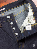 811 14.5oz Selvedge Denim - Slim Straight Fit