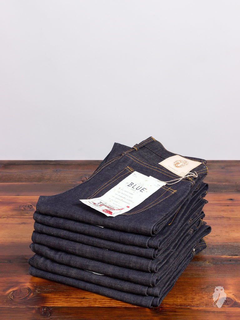 "JB0404 ""African Cotton"" 12.5oz Selvedge Denim - Tapered Fit"