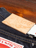 """Loomstate Tenpi"" Made in Japan 15.7oz Selvedge Denim"