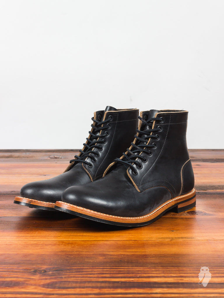 """Dainite Trench Boot"" in Black"