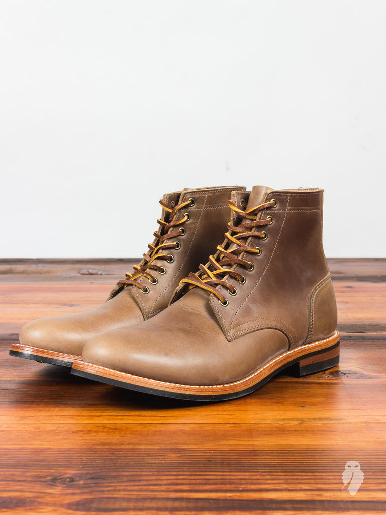 """Dainite Trench Boot"" in Natural"