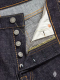 XX-18oz-013 18oz Unsanforized Selvedge Denim - Slim Tapered Fit