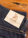 XX-013 13.8oz Unsanforized Selvedge Denim - Slim Tapered Fit
