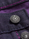 "XX-014 ""Purple Face"" 14oz Unsanforized Selvedge Denim - Slim Tapered Fit"