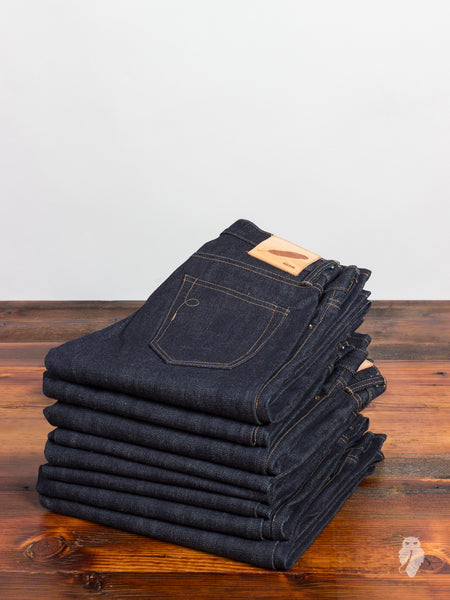 """Slub Stanton"" 16.75oz Selvedge Denim"
