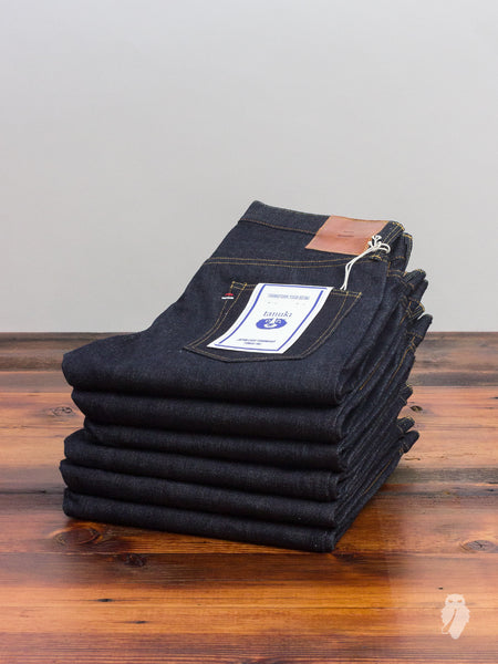 "RS1 ""Retro"" 15oz Unsanforized Selvedge Denim - Slim Fit"