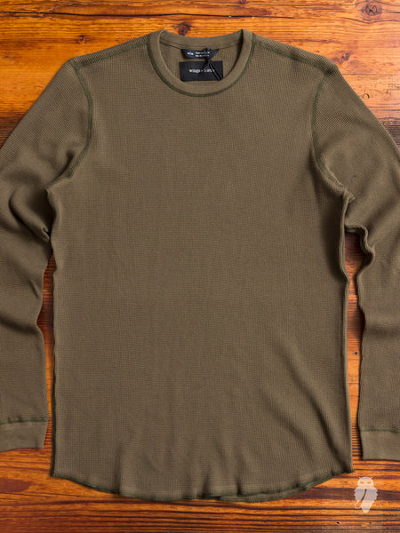 Thermal Long Sleeve in Olive
