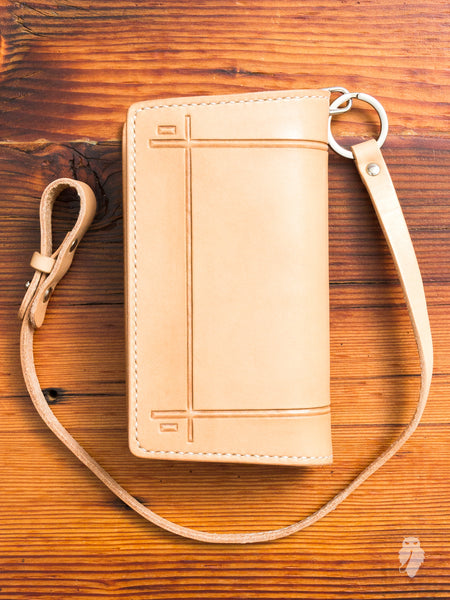 Long Wallet in Natural