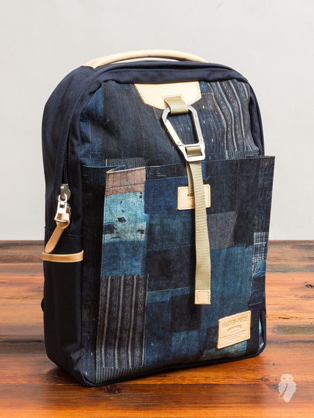 """Master-Piece x FDMTL"" Link Backpack in Indigo"