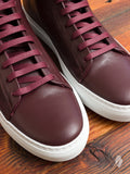 Court Hi-Top Sneaker in Oxblood