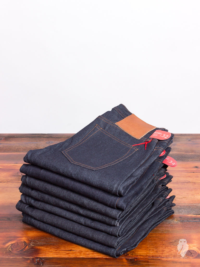 UB101 14.5oz Selvedge Denim - Skinny Fit