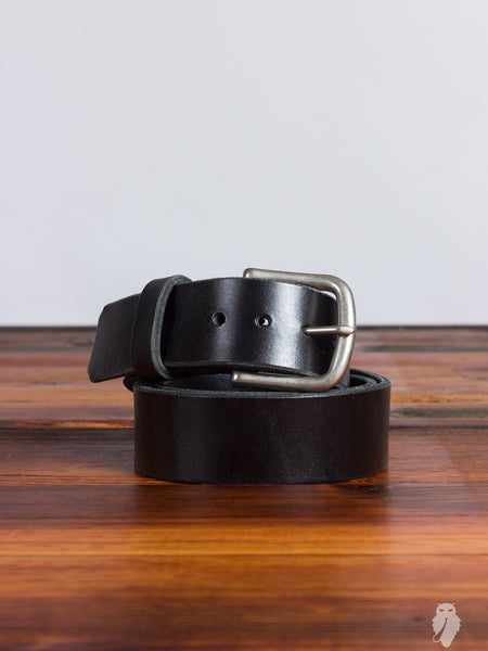 """Wenatchee Belt"" in Auburn Black"