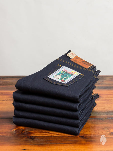 """Elephant 6"" 22oz Selvedge Denim - Easy Guy Fit"