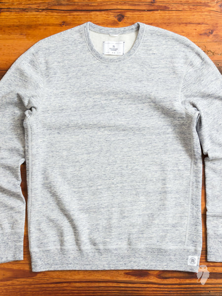 Crewneck Sweater in Ice