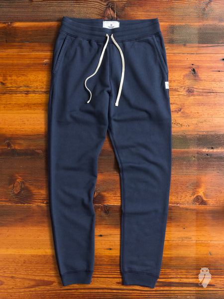 Slim Sweatpant in Steel