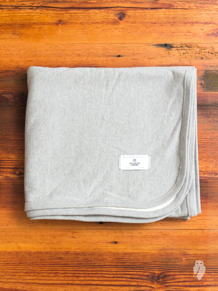 Stadium Blanket in Heather Grey
