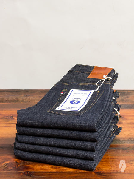 "ZT2 ""Zetto"" 15oz Unsanforized Selvedge Denim - Tapered Fit"