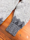 """Before the Snowfall"" Faroese Sweater in Grey"