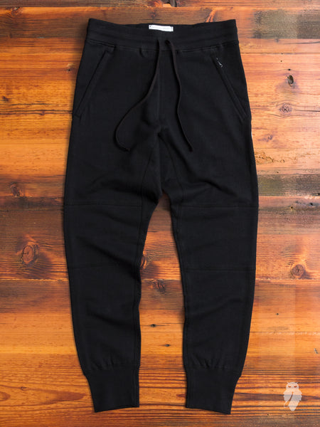 Heavyweight Sweatpant in Black